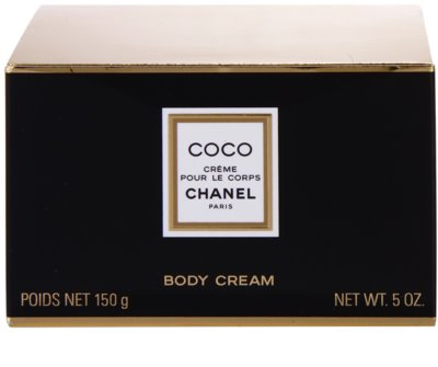Chanel Coco testkrém nőknek 4