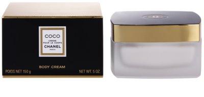 Chanel Coco creme corporal para mulheres