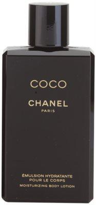 Chanel Coco тоалетно мляко за тяло за жени 2