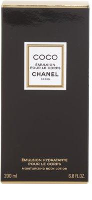 Chanel Coco тоалетно мляко за тяло за жени 4