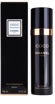 Chanel Coco deodorant Spray para mulheres