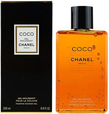 Chanel Coco gel de dus pentru femei