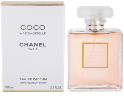 Chanel Coco Mademoiselle eau de parfum nőknek