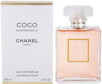 Chanel Coco Mademoiselle eau de parfum para mujer