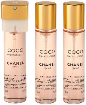 Chanel Coco Mademoiselle парфюмна вода за жени  (3 пъти пълнеж) 2