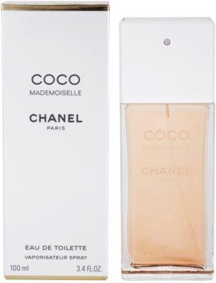 Chanel Coco Mademoiselle Eau de Toilette para mulheres