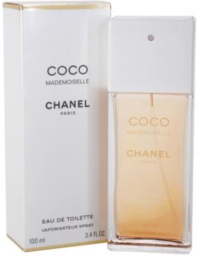 Chanel Coco Mademoiselle Eau de Toilette para mulheres 1