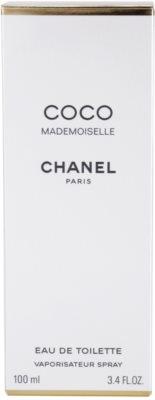 Chanel Coco Mademoiselle Eau de Toilette para mulheres 4