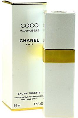 Chanel Coco Mademoiselle туалетна вода для жінок  замінний флакон 1