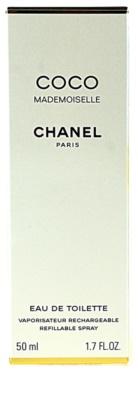 Chanel Coco Mademoiselle toaletní voda pro ženy  plnitelná 4
