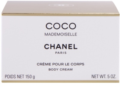 Chanel Coco Mademoiselle крем за тяло за жени 3