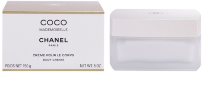 Chanel Coco Mademoiselle creme corporal para mulheres