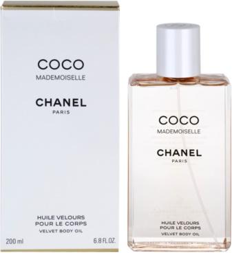 Chanel Coco Mademoiselle олійка для тіла для жінок