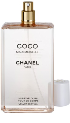 Chanel Coco Mademoiselle testolaj nőknek 3