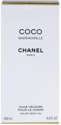 Chanel Coco Mademoiselle Uleiuri de corp pentru femei 4