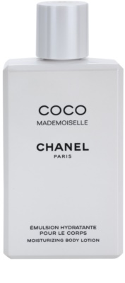 Chanel Coco Mademoiselle leite corporal para mulheres 1