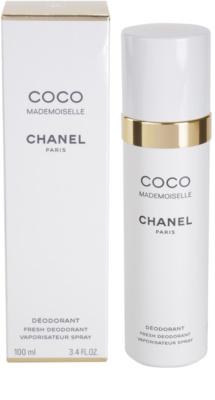 Chanel Coco Mademoiselle дезодорант-спрей для жінок