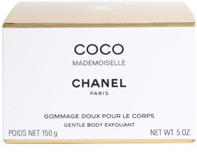 Chanel Coco Mademoiselle peeling corporal para mulheres 4