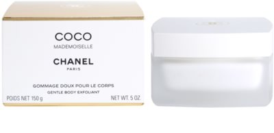 Chanel Coco Mademoiselle peeling corporal para mulheres