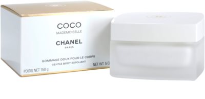 Chanel Coco Mademoiselle peeling corporal para mulheres 1