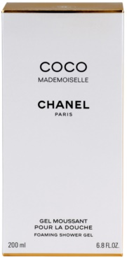 Chanel Coco Mademoiselle Shower Gel for Women 3