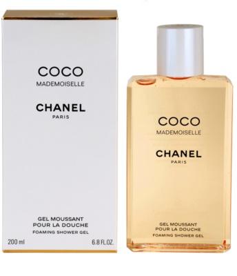Chanel Coco Mademoiselle gel de duche para mulheres