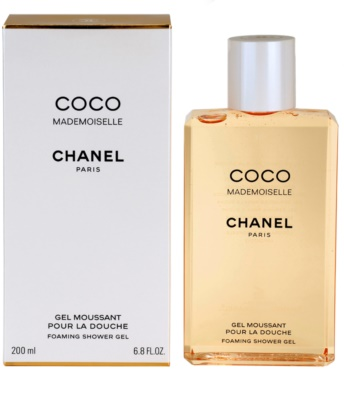 Chanel Coco Mademoiselle gel de dus pentru femei