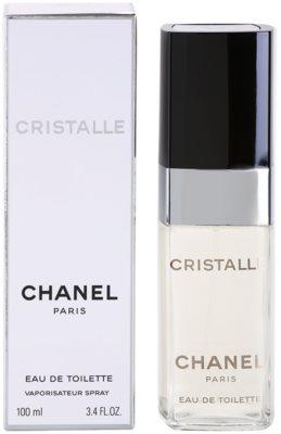 Chanel Cristalle туалетна вода для жінок