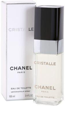 Chanel Cristalle Eau de Toilette für Damen 1