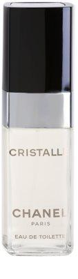 Chanel Cristalle Eau de Toilette für Damen 2