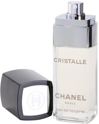 Chanel Cristalle Eau de Toilette für Damen 3