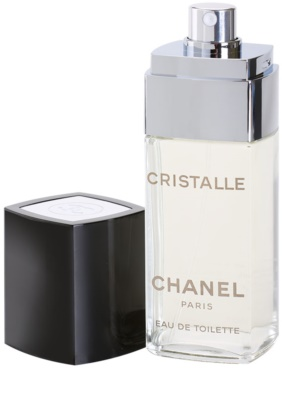 Chanel Cristalle Eau de Toilette für Damen 4
