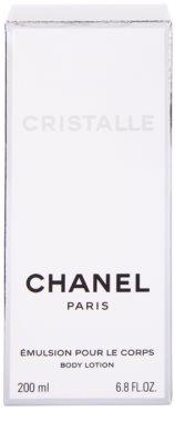 Chanel Cristalle Körperlotion für Damen 2