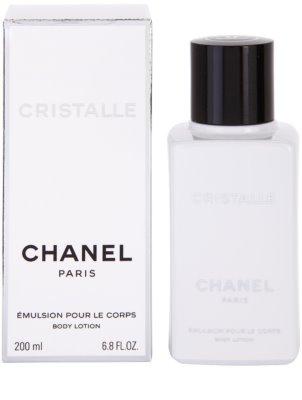 Chanel Cristalle losjon za telo za ženske
