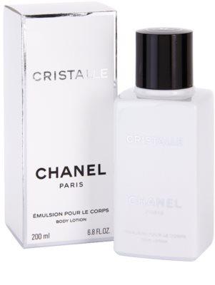 Chanel Cristalle losjon za telo za ženske 1