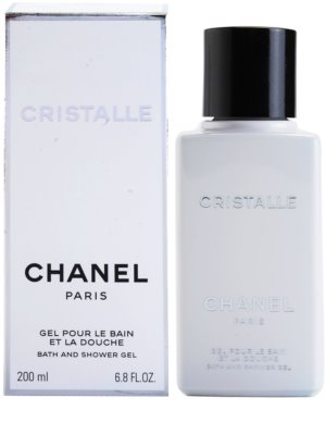 Chanel Cristalle душ гел за жени