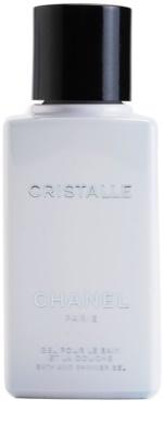 Chanel Cristalle gel de dus pentru femei 2