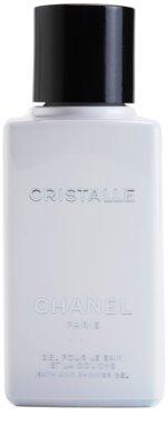 Chanel Cristalle gel de duche para mulheres 2