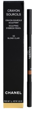 Chanel Crayon Sourcils kredka do brwi z temperówką 2