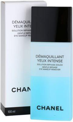 Chanel Demaquillant Yeux desmaquillante de ojos bifásico 1