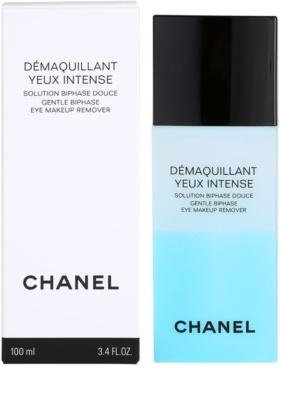 Chanel Demaquillant Yeux desmaquillante de ojos bifásico 2