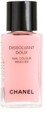 Chanel Dissolvant Doux removedor de verniz