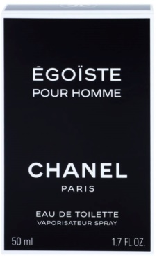 Chanel Egoiste woda toaletowa dla mężczyzn 1
