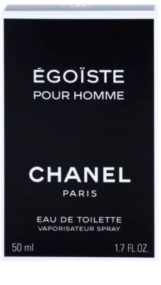 Chanel Egoiste Eau de Toilette für Herren 1