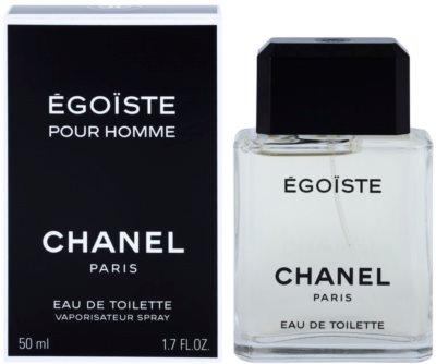 Chanel Egoiste woda toaletowa dla mężczyzn