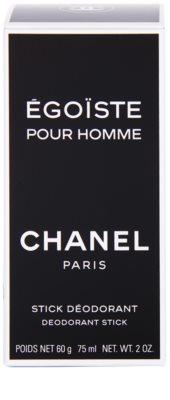 Chanel Egoiste desodorizante em stick para homens 4
