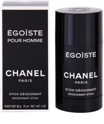 Chanel Egoiste desodorante en barra para hombre