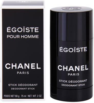 Chanel Egoiste desodorizante em stick para homens