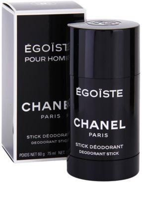 Chanel Egoiste desodorante en barra para hombre 1