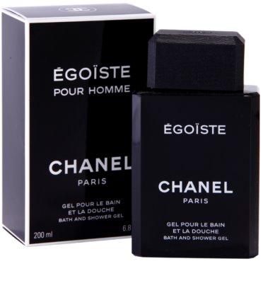 Chanel Egoiste Duschgel für Herren 1